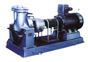 AY、AYP型单双两级离心油泵