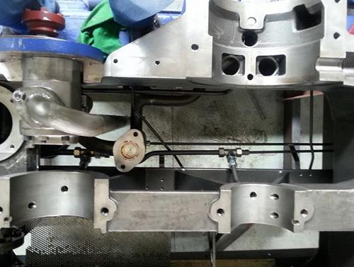调速型偶合器改造